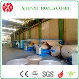 Chaîne de production de papier automatique d'âme en nid d'abeilles de vente chaude