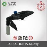 LED 110WはアームShoebox領域ライトを指示する