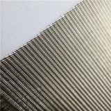 20 x 250 сетка, 0.3 x 0.22 mm, ячеистая сеть нержавеющей стали Weave голландеца