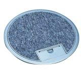 Enchufe de socket universal especial de potencia de Purepose Recetable del suelo