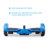 Roue Hoverboard du scooter 2 d'équilibre d'individu de Hoverboard K5 avec le haut-parleur de Bluetooth