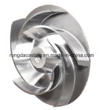 High Precision Casting를 가진 Impeller를 위한 주문을 받아서 만들어진 Stainless Steel