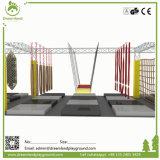 Профессиональный коммерчески крытый парк Trampoline для зоны неба