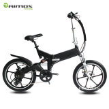 Bicicleta eléctrica plegable 20inch del neumático gordo portable