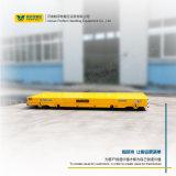 Carrello ferroviario automatizzato del workshop per uso di trasporto della trave di acciaio