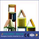 Панель цемента деревянных шерстей высокого качества акустическая