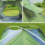 Grote Ruimte Automatische het Kamperen van Persoon 3-4 Tent (Dubbel Regendicht Type)