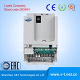 Mecanismo impulsor trifásico de la CA de la alta calidad de V&T V6-H con la operación de Stalbe con la tarjeta 3.7kw-HD de Encorder