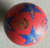 Esfera de futebol 5# de borracha, face da esfera de golfe