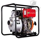 pompe à eau diesel de 4inch 186f 100mm pour l'agriculture