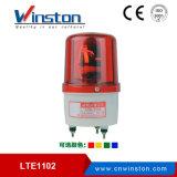 Voyants d'alarme rouges de voyant d'alarme de Lte-1102j pour des machines