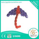 Kind-Plastikspielzeug-intellektuelles Gebäude-Ziegelstein-Spielzeug mit CE/ISO Bescheinigung