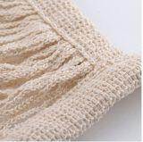 Многоразовый пляж хозяйственных сумок мешка бакалеи портативный кладет сумку в мешки Tote сети шнура сетки рынка