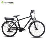 Bicicleta elétrica da estrada MEADOS DE do frame da liga de alumínio do motor