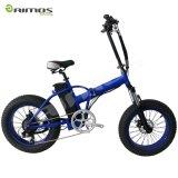 Vélo électrique de grande de pouvoir suspension d'Ebike pleine avec la batterie au lithium de Panasonic