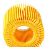 Pieza inserta del filtro del filtro de petróleo de las piezas del motor 04152-Yzza6 para Toyota