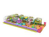 Оборудование спортивной площадки малышей парка атракционов коммерчески используемое крытое (KP160524)