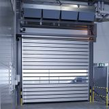 Deur van het Blind van het aluminium de Snelle (HF-1098)