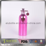 De Fles van het aluminium met UV VacuümDeklaag