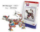 3D 3 차원 Jigsaw Puzzle Paper Model