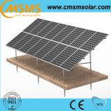Земная установка панели солнечных батарей
