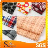 Tela del satén del Spandex del algodón (impermeabilización) del agua (SRSCSP 240)