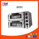 De elektrische BBQ van de Apparatuur van de Bakkerij van Ce van de Oven van de Pizza (EP-2ST) Machine van het Baksel van de Apparatuur van het Hotel van de Apparatuur van de Keuken van de Machine van het Voedsel van de Apparatuur van de Catering