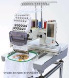 Único tampão principal de alta velocidade & máquina doméstica do bordado do t-shirt de DIY,