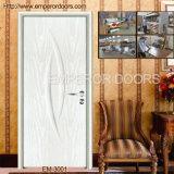 Porta do jardim, porta de dobradura do PVC, porta da cozinha, indicador