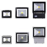 luz de inundación al aire libre de 10W20W30W 50W con el sensor de movimiento de PIR
