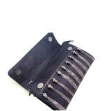 Hete Verkopende Handtas met de Nagel en de Handtas Wzx1067 van het Bergkristal van de Rand van de Leeswijzer Pu