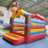 Gonflable Monkey Bouncer / Jumping gonflable Castle / Jumping Inflatable Bouncer House