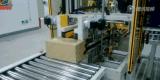 Empaquetadora semi automática para el embalaje y el lacre (MF5050Z) del cartón