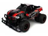 28281504-Velocity juega el carro RC Truggy de 6 neumáticos 2.4 gigahertz 1-10 RTR campo a través