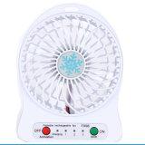 Вентилятор горячего стола вентилятора продукта портативного миниый электрический перезаряжаемые