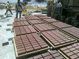 Полая прессформа блока, строя серия материала стены