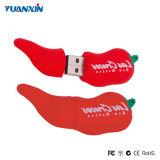Изготовленный на заказ привод вспышки USB шаржа PVC для подарков промотирования
