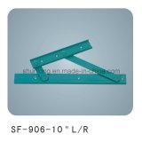 """Cerniera/soggiorno della lega di alluminio per i montaggi del hardware dei portelli o di Windows (SF-906-10 """" L/R)"""