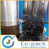 In-situwerkzeugmaschinen-leichtes Rohr, das zylinderförmige Maschine dreht