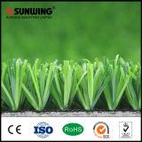 Fabrik-Großverkauf-natürlicher Sport-künstlicher Gras-Rasen für Fußballplatz