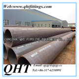 Tubo de acero de carbón del precio competitivo En10217 LSAW