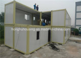 Casa del envase hecha en el diseño moderno de China