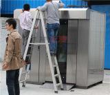 El equipo 16 de la panadería del restaurante acoda el precio rotatorio diesel del horno de la panadería de 16 bandejas (ZMZ-16C)