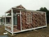 유명 관광지를 위한 접히는 이동할 수 있는 Prefabricated 또는 조립식 집
