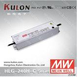 MittelWell Power Supply Hlg-240h-C (Ein-Output700ma, 1050mA, 1400mA, 1750mA, 2100mA) 7 Years Warranty 700mA LED Driver