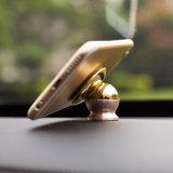 Imán universal 360 grados que giran el sostenedor magnético del teléfono del coche