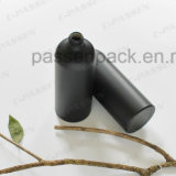 500ml Matte Black Cosmetic Aluminum Bottle for Fragrance Perfume (Sand Blasted)