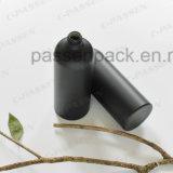 штейновая черная косметическая алюминиевая бутылка 500ml для дух благоуханием (взорванный песок)