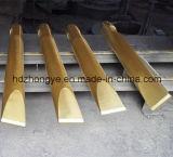 Burin de briseur de roche pour le briseur hydraulique de marteau de Montabert Brh250/270