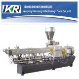 Línea del estirador del llenador del carbonato/del CaC03 de calcio del PVC de la eficacia alta/máquina de granulación del CaC03